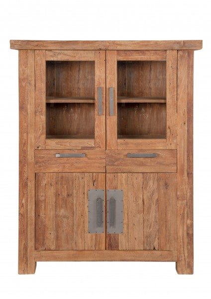 Highboard Coral Teak massiv