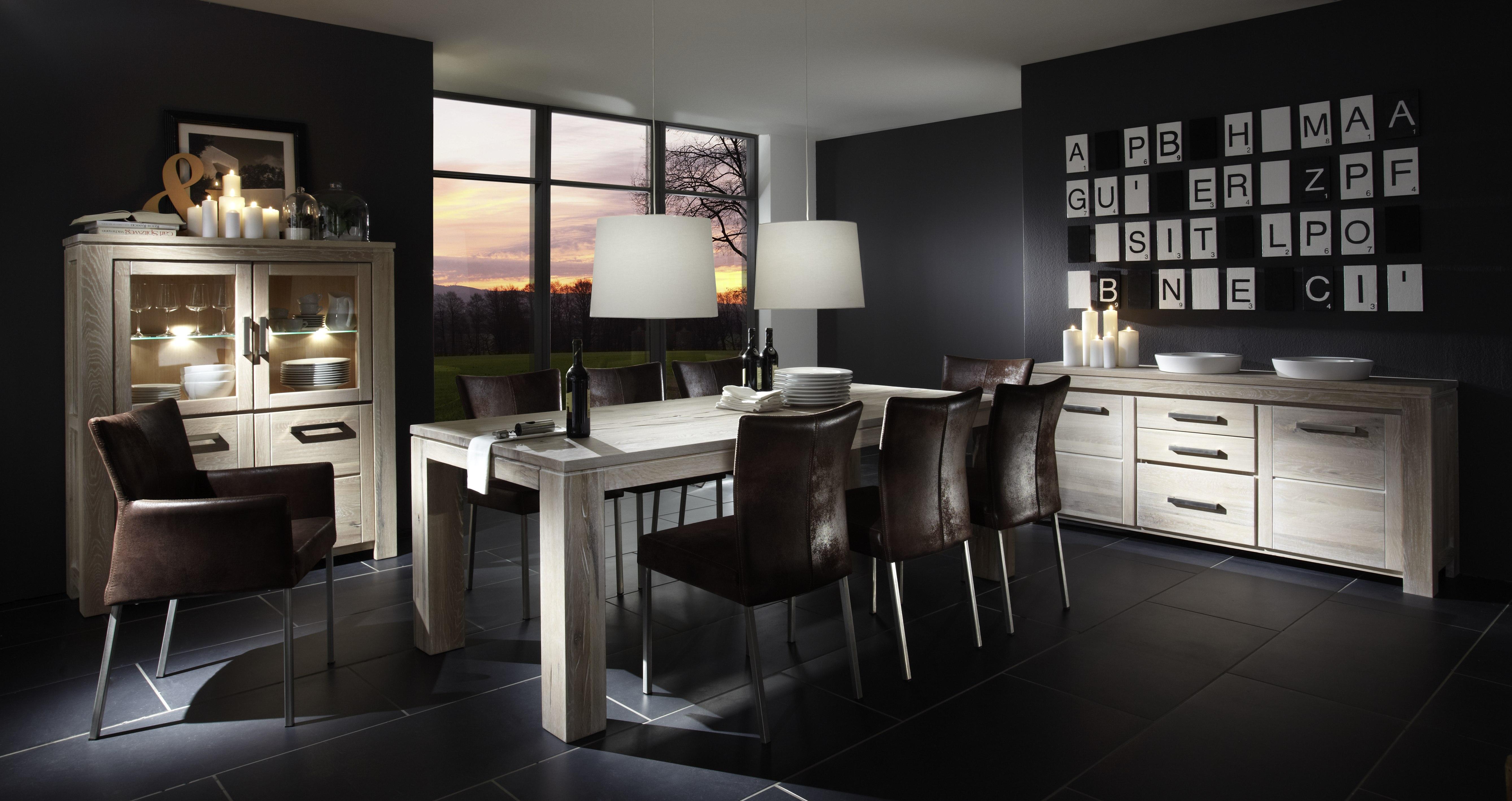 edle esszimmer bei prestige m bel prestige m bel. Black Bedroom Furniture Sets. Home Design Ideas