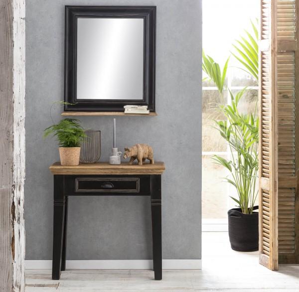 SIT Möbel Corsica Telefontisch   1 Schublade   B 80 x T 35 x H 80 cm   05884-11
