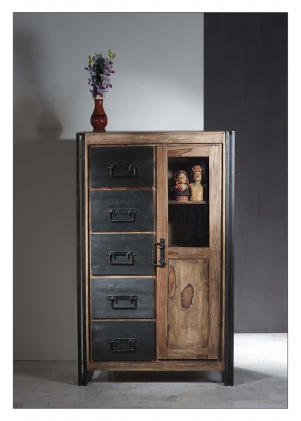 "Brotschrank ""Panama factory design"""