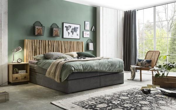 SIT Bett-Kopfteil Tulum Bambus 220 cm breite