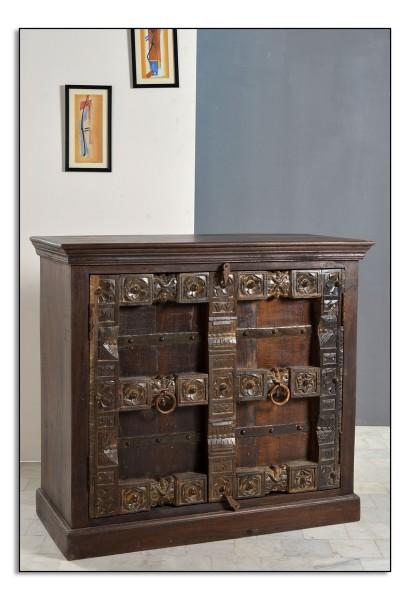 SIT-Möbel Almirah Kommode 100 cm breite antikfinish